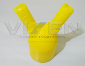 NEW Vixen Aquablast Polyurethane Y Connector - AQ023