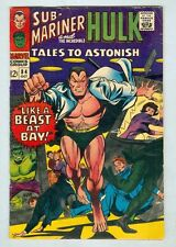 Tales to Astonish #84 October 1966 Vg