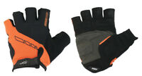 Cycling Gloves Vivo SB-01-7001-C Black Orange Air Comfort Non slip