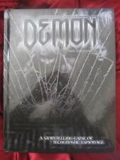 DEMON THE DESCENT RULEBOOK. VERY RARE. New World of Darkness. White Wolf