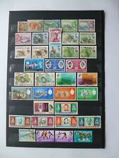 DOMINICA :- 1954 - 1968 : Mint & Used selection