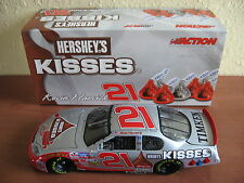 2004 Kevin Harvick #21 Special Edition Hershey's Kisses Chevrolet 1/24 Action