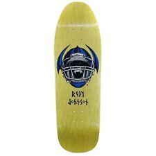 "Blind Skateboards Johnson Jock Skull Silk Screened Skateboard Deck 9.875"" Ltd"