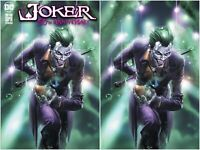 JOKER 80TH ANNIVERSARY 1 CLAYTON CRAIN VIRGIN VARIANT EXCLUSIVE SET NEW PRESALE