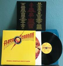 QUEEN FLASH GORDON OST~NM/NM ORIG 1980 LP~MING INSERT~INNER~FREDDIE MERCURY~MAY