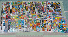 [Marvel Comics] Cable #-1,1-107 + 16B,25B,79B Variants Fine Bagged/Boarded