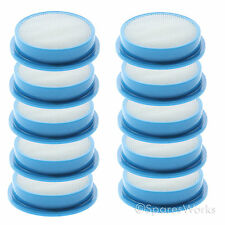 Washable Lifetime Blue Pre Motor Filter for Dyson DC24 DC24i Vacuum Cleaner x 10