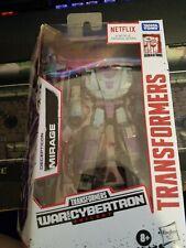 Transformers War For Cybertron Trilogy Netflix Mirage Siege