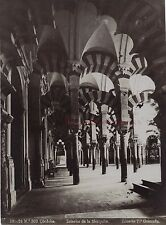 Espagne Spain Cordoba Linares aristotype ca 1900