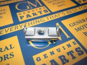 1931-1957 Buick Cadillac Chevrolet Oldsmobile Pontiac | GM Fender Bolt Cage Nut