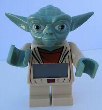 LEGO Star Wars Yoda Mini Figure Digital Alarm Clock China