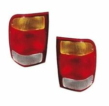 Pair of Brand New Tail Lights Left and Right Fits 98-99 Ford Ranger