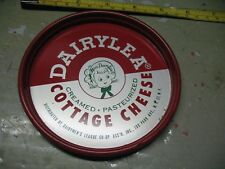 MISS  DAIRYLEA COTTAGE  CHEESE   METAL  LID   VINTAGE  ORIGINAL  NM CONDITION