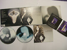 CELINE DION Taking Chances DELUXE EDITION 2007 USA CD + DVD + Parfum – Pop RARE!