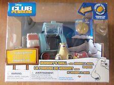 Disney Club Penguin Herbert's Drill & Klutzy Crab Coin New In Box!