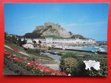 POSTCARD JERSEY MONT ORGUEIL AND BAY