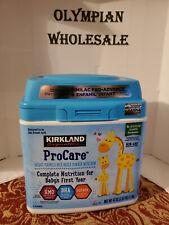 �Kirkland Signature ProCare Infant Formula 42 oz-Use By:03/22 Free Shipping �