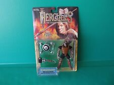 "Hercules the Legendary Journeys Mesomorph w/Shield Attack Action   5""in Figure"