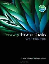 CDN ED Essay Essentials With Readings