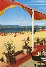 Carte SAINT TROPEZ La plage de la Bouillabaisse