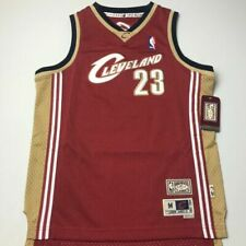 huge selection of 036f3 a5c45 Mitchell & Ness LeBron James NBA Fan Jerseys for sale | eBay