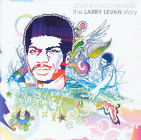 JOURNEY INTO PARADISE - THE LARRY LEVAN STORY - RARE 2006 DJ 2 x CD PROMO PACK