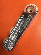 Spitfire Wheels Formula Four F4 101D Tablets 53mm - Skateboarding Wheel Set Of 4