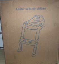 PITAYA Potty Training Seat with Step Stool Ladder,Comfortable Safe Potty Seat