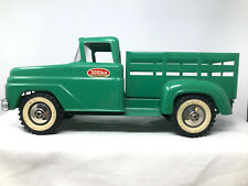 Tonka Stake Truck, Green, Vintage 1960's ('63?)