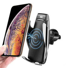 Automatic Clamping Qi Wireless Car Charger Phone Charging Air Vent Mount Holder