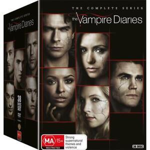 VAMPIRE DIARIES The Complete Series : Season 1-8 : NEW DVD