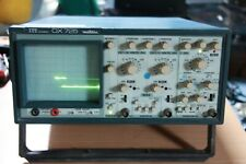 ITT oscilloscope metrix OX 725