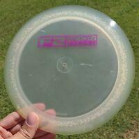 PENNED Ice Clear Blizzard Enhanced Champion Boss Disc Golf Innova NEW 175g