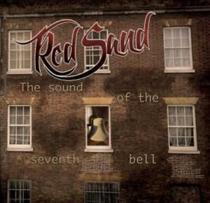 RED SAND - THE SOUND OF THE SEVENTH BELL SEALED OCT 21 DIGIPAK CD + BONUS TRACK