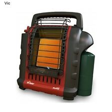Radiant Propane Gas LP Small Portable Space Heater Indoor Safe Outdoor Ventless