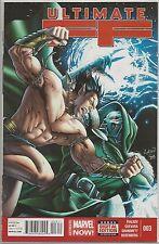 Ultimate FF #3 : Marvel Comics