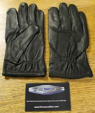 Damascus DFS2000 Frisker S Black Leather Gloves Spectra Cut Resistant Liner XL