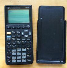 Texas Instrument T1-85 Vintage Calculator