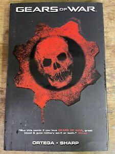 Gears of War Book 1 (2006) by Ortega Hardcover Graphic Novel Wildstorm #1-6