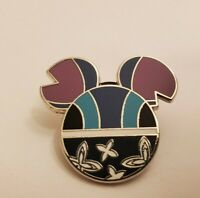 Disney Pin Trading Mystery Pin Mickey Mouse Head Icon Stitch Pin WDW