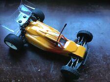 Hybrid Schumacher 2wd Laydown 'Laydown' Buggy plus Wheels//tyres