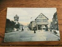 LEDBURY   OLD POSTCARD  MARKET HOUSE   UNPOSTED C. 1910