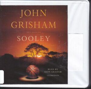 SOOLEY by JOHN GRISHAM ~ UNABRIDGED CD AUDIOBOOK