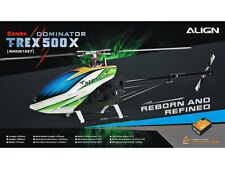 Align T-Rex 500X Dominator Beast X Combo