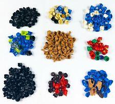LEGO Minifigure Headgear Assorted lot- Ninjago, Batman, etc (7oz)