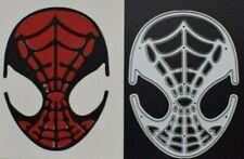 Spider-Man, Superhero, Metal Cutting Die, Card Making, Crafts **UK Seller**