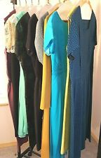 Lot #3 10 Vintage Cocktail Dresses 1950s-60s Stacy Ames Peck Costume Theater