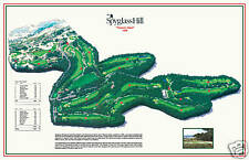 Spyglass Hill Golf Course 1966 - Robt Trent Jones Snr - A VintageGolfCourseMap