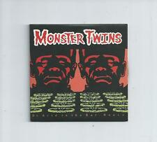MONSTER TWINS - Dr. acid in the bat-house 3-INCH CD SINGLE 4TR 1989 New Beat