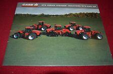 Case International Steiger STX275 STX325 STX375 STX440 Tractor Brochure GDSD2